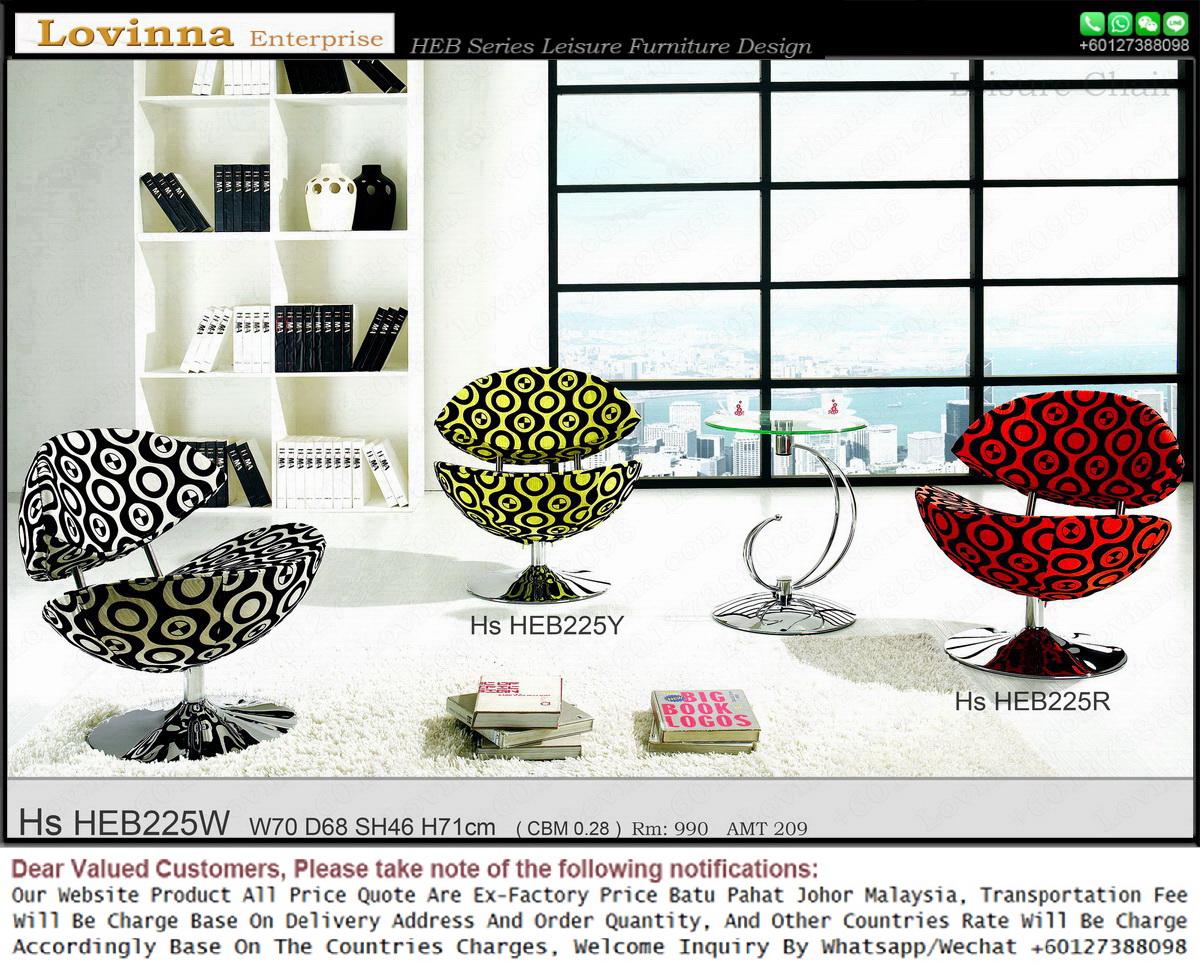 Lovinna Leisure Chair Page B
