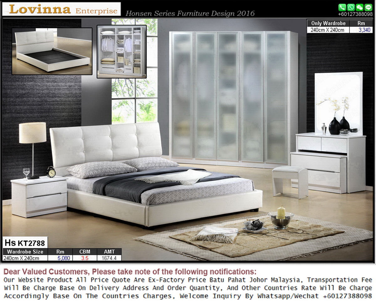 Malaysia High Quality Bedroom Furniture And Compeive Price Lovinna抯 Extremely Versatile Range Of Set
