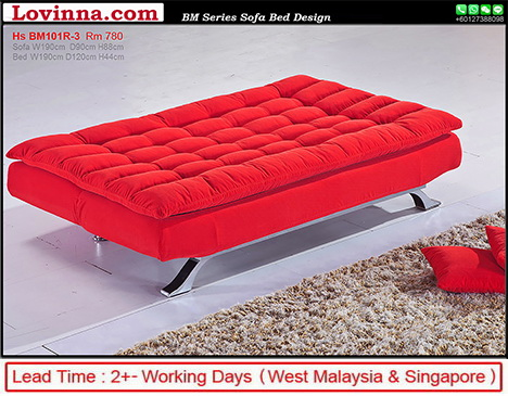 Fully Washable Sofa Bed