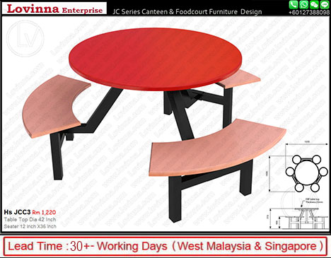 Lovinna Canteen Furniture