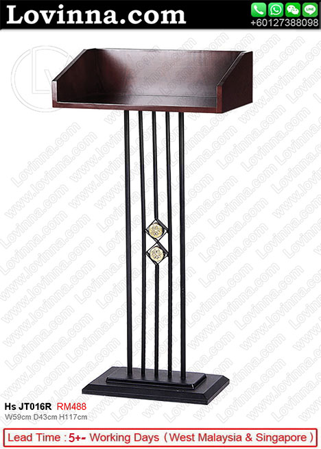 flat top podium, industrial podium, pulpit table, podium online, church podium covers, podium with built in microphone, host stand podium