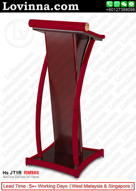 portable podium with speaker and microphone, lectern with sound system, computer podium stand, fold up podium, stainless steel podium, wood church pulpit, used acrylic pulpits