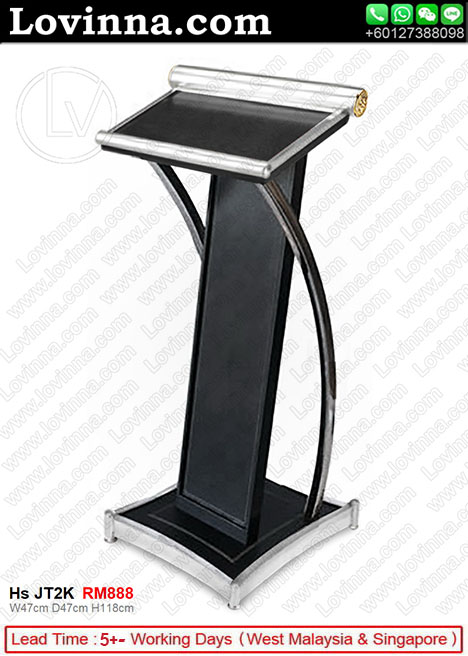 preaching podiums for sale, podium with built in monitor, modern pulpits for sale, cheap acrylic podiums, modern pulpit furniture, flat podium, podium display stand