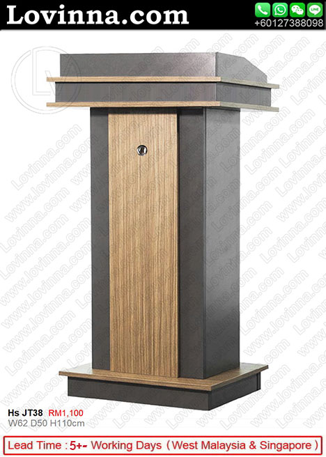 cheap podium stand, office lectern, podium mic stand, audio visual lecterns, podium with mic and speaker, buy used podium, speech pedestal
