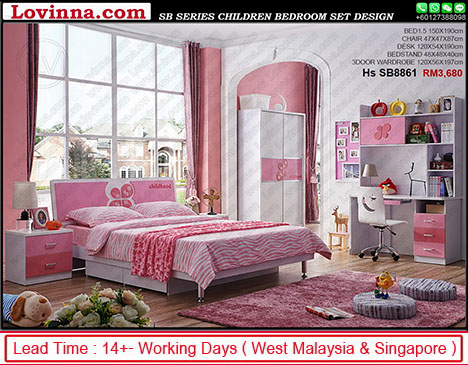 Children Bedroom Set Lovinna