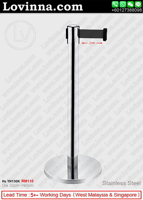 Q-Up Stand Retractable