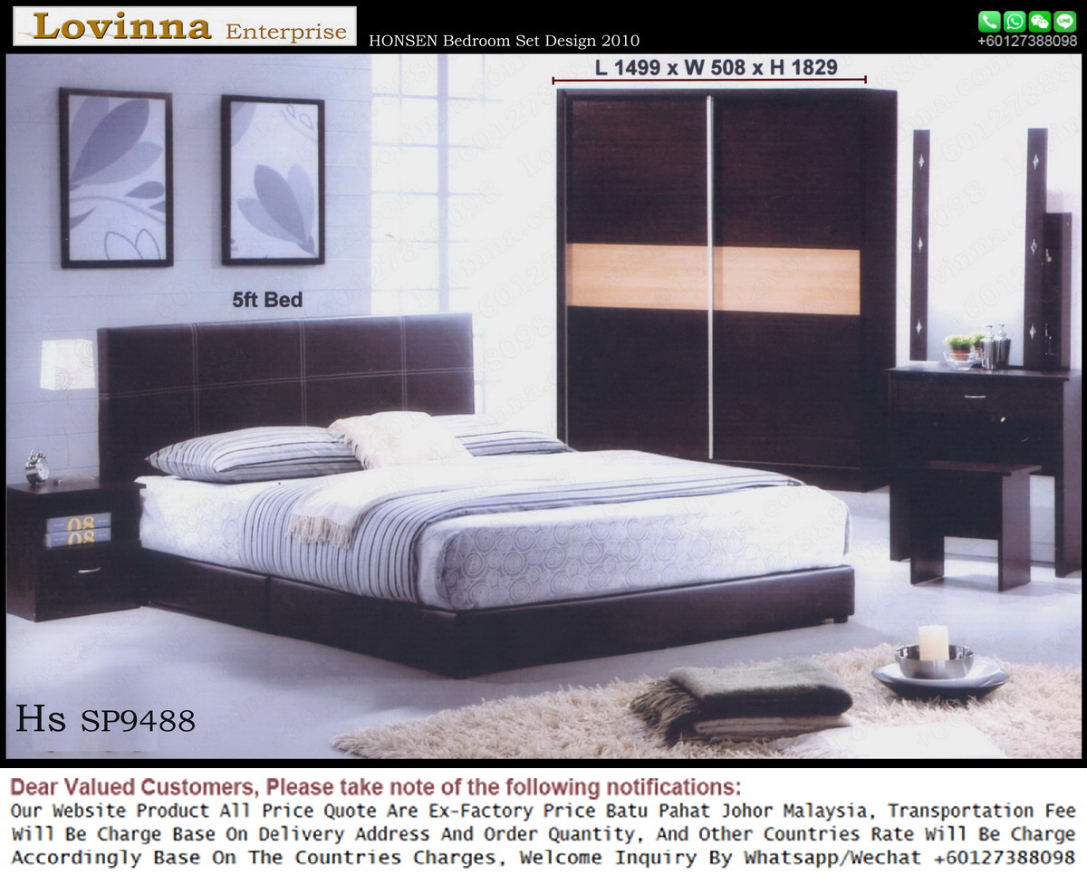 Visit Our Lovinna Collection Of Modern Bedroom Set Furniture With Quality And Match All Your Requirements