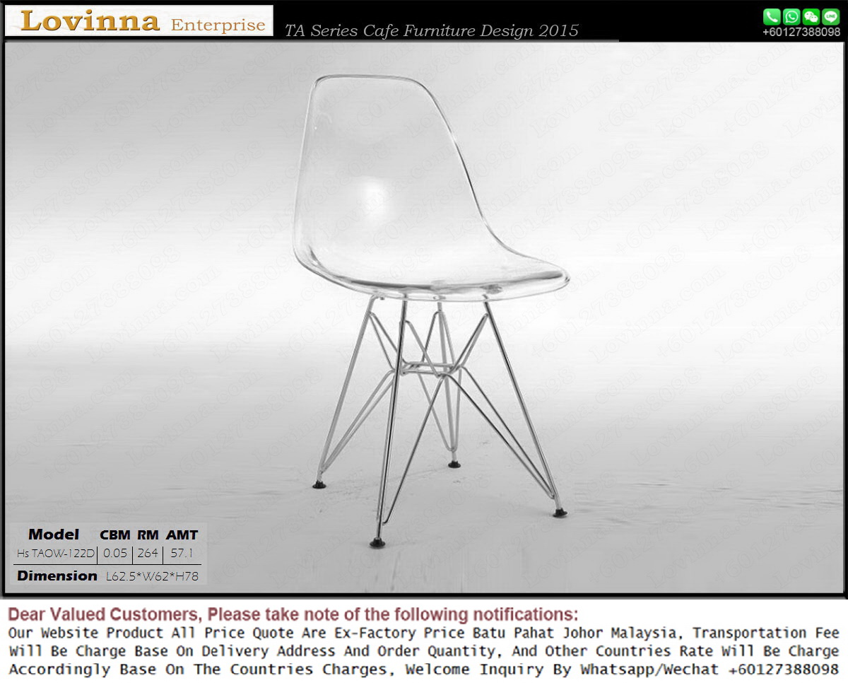 Quality of Ghost Chair Lovinna Ghost Chairs Furniture Malaysia