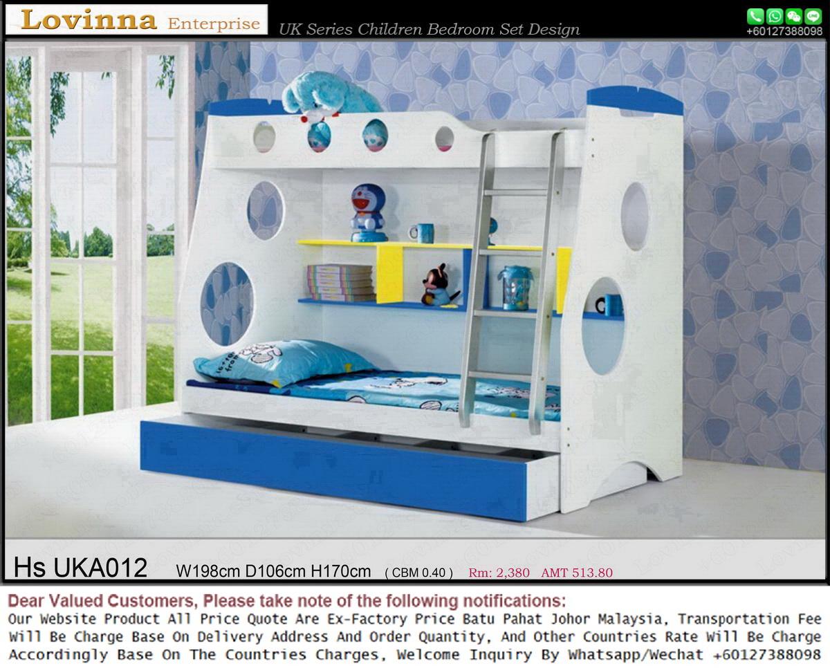 Lovinna children bedroom set page b