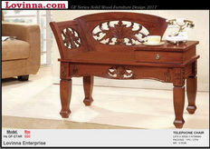 Solid Wood Furniture Lovinna