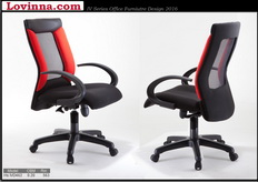non rolling desk chair