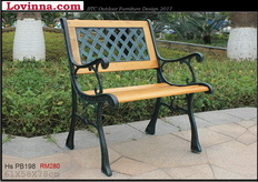 iron outdoor furniture