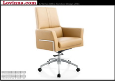 genuine leather office chair sales