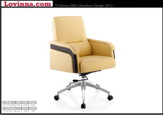 full leather office chair
