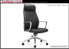 leather modern office chair