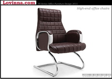 leather office seating