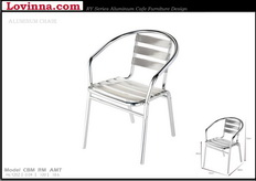 Lovinna Aluminum Chair Seven Board