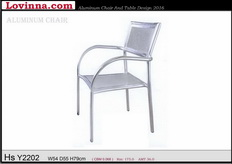 Lovinna Aluminum Chair